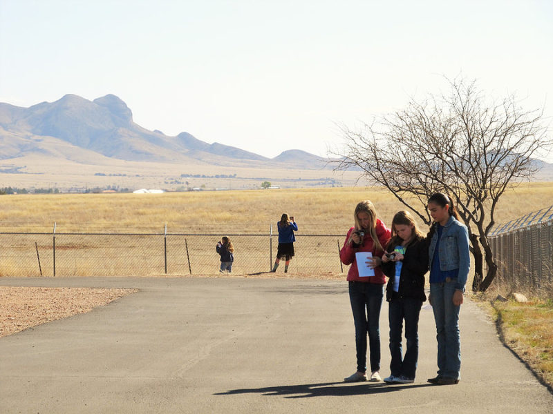 Students in Elgin