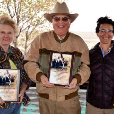 2017 Cienega Watershed Partnership Wall of Honor Recipients