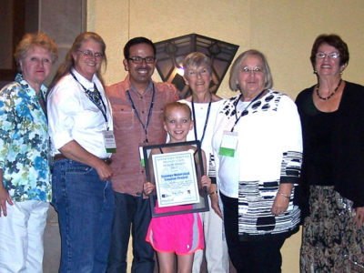 Cienega Watershed Timeline Project Receives Governor's Heritage Preservation Honor Award